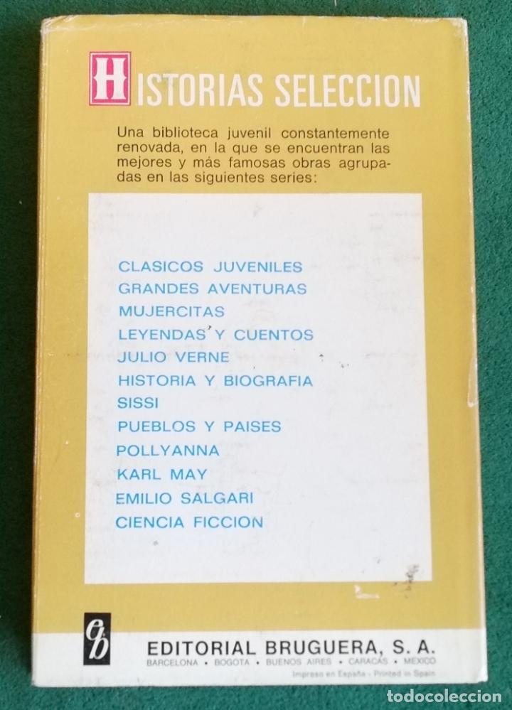 Tebeos: HISTORIAS SELECCIÓN - SERIE CIENCIA FICCIÓN 2 (5) - UNA CIUDAD EN EL INFIERNO EL VIAJERO DEL TIEMPO - Foto 13 - 184022391