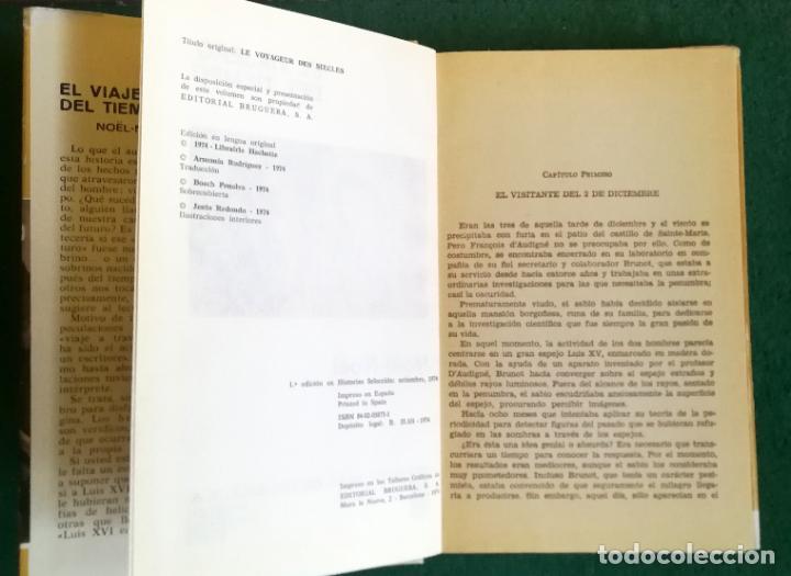 Tebeos: HISTORIAS SELECCIÓN - SERIE CIENCIA FICCIÓN 2 (5) - UNA CIUDAD EN EL INFIERNO EL VIAJERO DEL TIEMPO - Foto 14 - 184022391