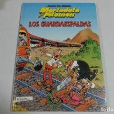 Tebeos: MAGOS DEL HUMOR - MORTADELO Y FILEMON - LOS GUARDAESPALDAS. Lote 184048865