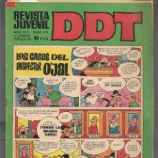BDs: DDT. Nº 208. BRUGUERA. (P/C53). Lote 184089898
