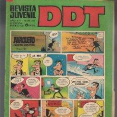 BDs: DDT. Nº 210. . BRUGUERA. (P/C53). Lote 184089988