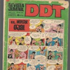 BDs: DDT. Nº 228. BRUGUERA. (P/C53). Lote 184090272