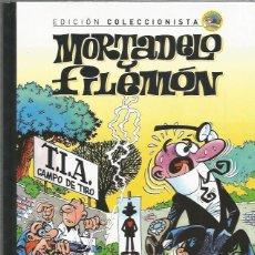 Tebeos: MORTADELO Y FILEMON ECICION COLECCIONISTA 8. Lote 184094966
