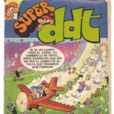 Tebeos: SUPER DDT. Nº 27. BRUGUERA. (P/C53). Lote 184095390