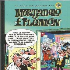 Tebeos: MORTADELO Y FILEMON ECICION COLECCIONISTA 9. Lote 184095833