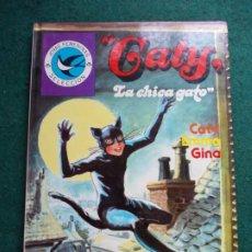 Tebeos: GATY LA CHICA GATO. Lote 184096243