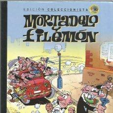 Tebeos: MORTADELO Y FILEMON ECICION COLECCIONISTA 18. Lote 184096606
