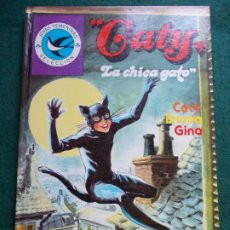 Tebeos: GATY LA CHICA GATO. Lote 184096611