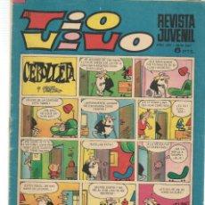 Tebeos: TIO VIVO. Nº 547. CON BILLETES MORTADELOS. BRUGUERA. (P/C53). Lote 184102086