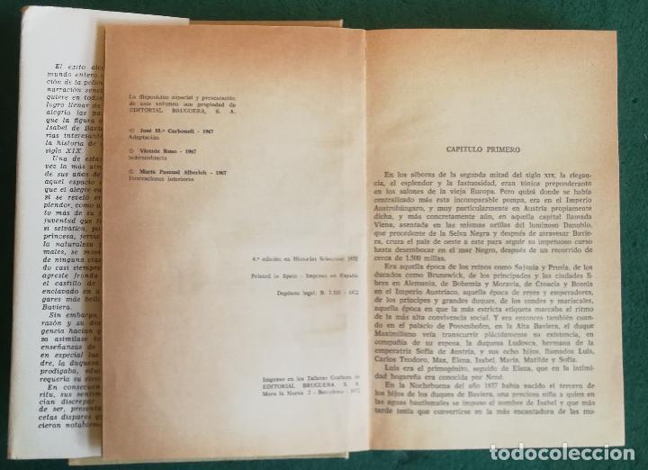 Tebeos: HISTORIAS SELECCIÓN - SISSI 6/72 - SERIE SISSI 1 - MUY BUENO - Foto 2 - 184106597