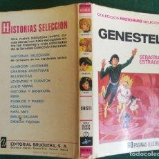 Tebeos: HISTORIAS SELECCIÓN - GENESTEL 1/71 - SERIE CIENCIA FICCIÓN 2 - MUY BUENO. Lote 184106995
