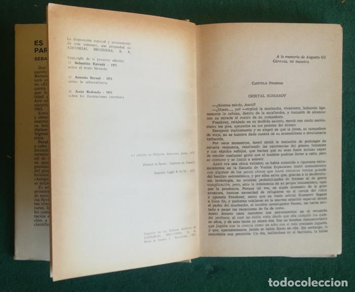 Tebeos: HISTORIAS SELECCIÓN - ES PRONTO PARA VIVIR 1/71 - SERIE CIENCIA FICCIÓN 1 - MUY BUENO - Foto 2 - 184107035