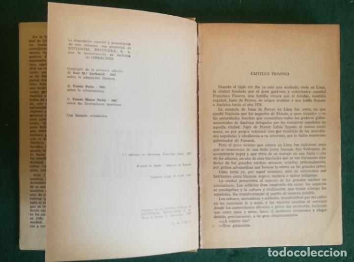 Tebeos: HISTORIAS SELECCIÓN - FRAY ESCOBA 1/67 - SERIE HISTORIA Y BIOGRAFIA 27 - MUY BUENO - Foto 2 - 184115620