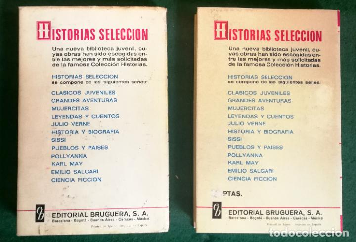 Tebeos: HISTORIAS SELECCIÓN - LOTE SERIE JULIO VERNE (5 TOMOS) - MUY BUEN ESTADO - Foto 4 - 184145555