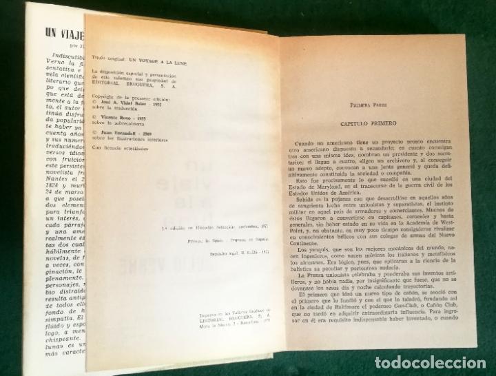 Tebeos: HISTORIAS SELECCIÓN - LOTE SERIE JULIO VERNE (5 TOMOS) - MUY BUEN ESTADO - Foto 5 - 184145555