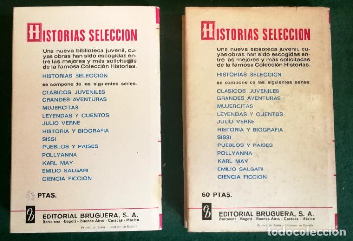 Tebeos: HISTORIAS SELECCIÓN - LOTE SERIE JULIO VERNE (5 TOMOS) - MUY BUEN ESTADO - Foto 8 - 184145555