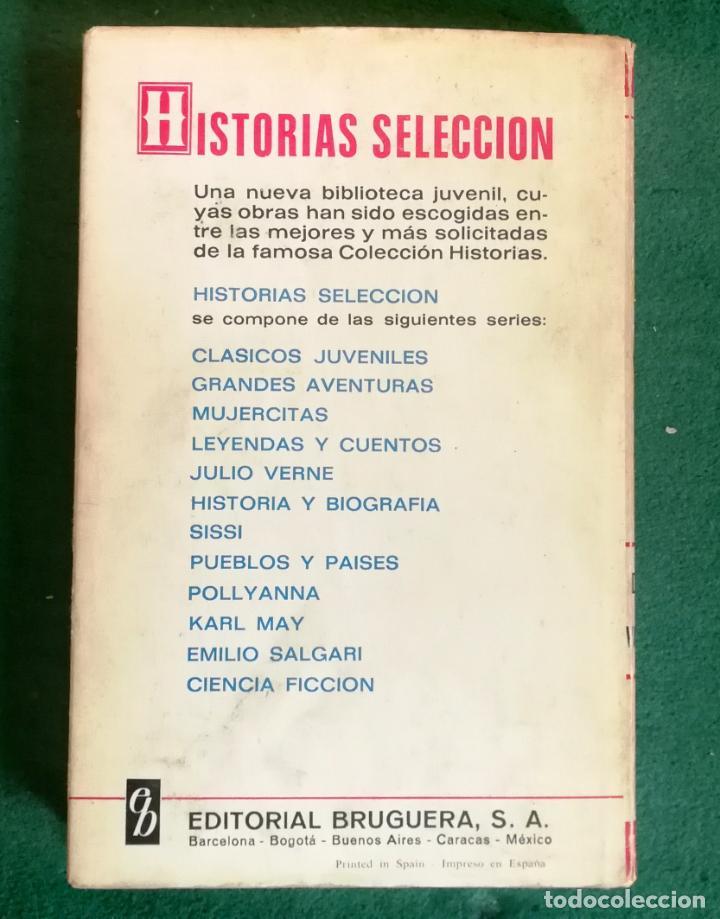 Tebeos: HISTORIAS SELECCIÓN - LOTE SERIE JULIO VERNE (5 TOMOS) - MUY BUEN ESTADO - Foto 12 - 184145555