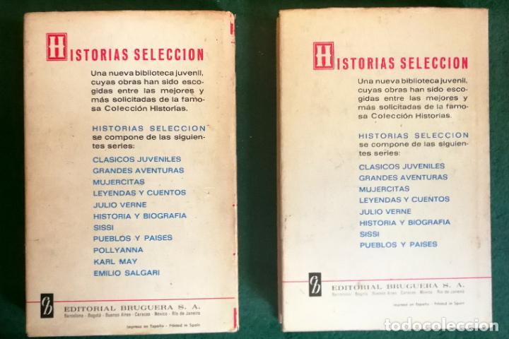 Tebeos: HISTORIAS SELECCIÓN - LOTE SERIE SISSI (3 TOMOS) - BUEN ESTADO - Foto 4 - 184146246