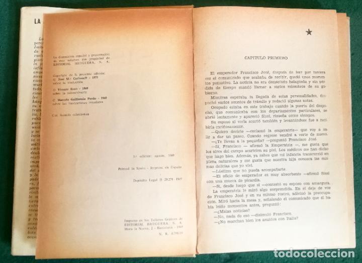 Tebeos: HISTORIAS SELECCIÓN - LOTE SERIE SISSI (3 TOMOS) - BUEN ESTADO - Foto 5 - 184146246