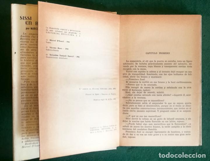 Tebeos: HISTORIAS SELECCIÓN - LOTE SERIE SISSI (3 TOMOS) - BUEN ESTADO - Foto 6 - 184146246