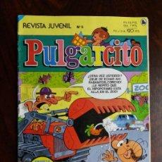 Tebeos: PULGARCITO. Nº 5. BRUGUERA. 1986.. Lote 184186205