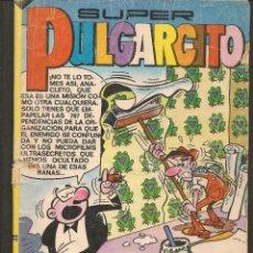 BDs: SUPER PULGARCITO. Nº 65. BRUGUERA. (P/C53). Lote 184203980
