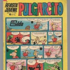 BDs: PULGARCITO. Nº 2109. BRUGUERA. (P/C54). Lote 184206586