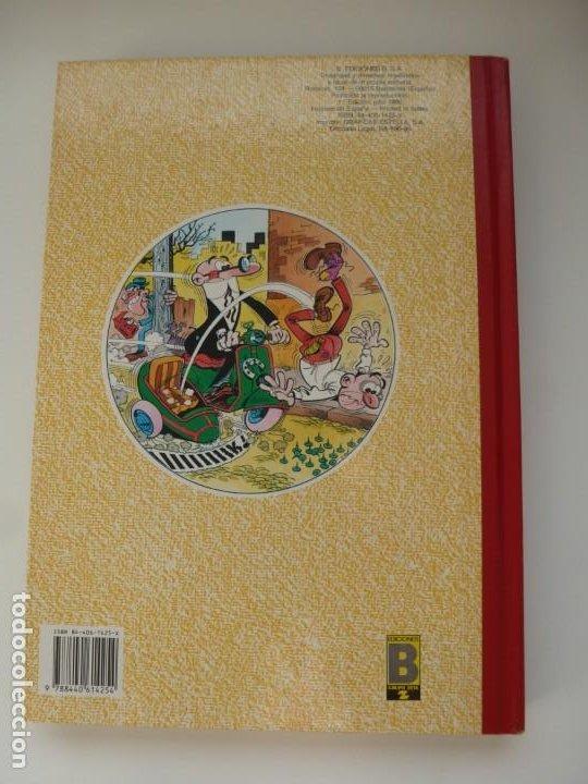 Tebeos: SÚPER HUMOR Nº 9. EDICIONES B. MAGNÍFICO ESTADO - Foto 2 - 184278331