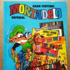 Tebeos: GRAN FESTIVAL MORTADELO ESPECIAL N°2 (BRUGUERA, 1983). CON CINCO ESPECIALES DEL 25 ANIVERSARIO.. Lote 184330000