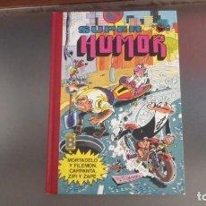 Tebeos: SUPER HUMOR. VOLUMEN 22. 1ª EDICION.1990. EDICIONES BRUGUERA. Lote 184344723