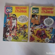 Tebeos: OLE -MORTADELO 2 ED. 1983 N. 203-205. Lote 184351157