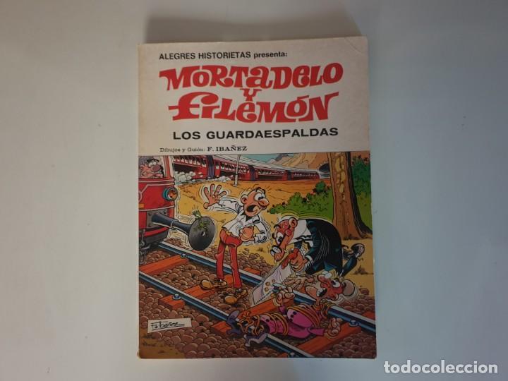 MORTADELO ALEGRES HISTORIETAS 1 ED. 1981 N.2 (Tebeos y Comics - Bruguera - Mortadelo)
