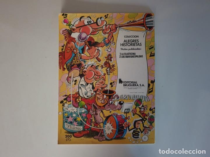 Tebeos: MORTADELO ALEGRES HISTORIETAS 1 ED. 1981 N.2 - Foto 2 - 184352331