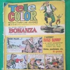 Tebeos: TELE COLOR Nº 183 ED. BRUGUERA 1966. Lote 184382910