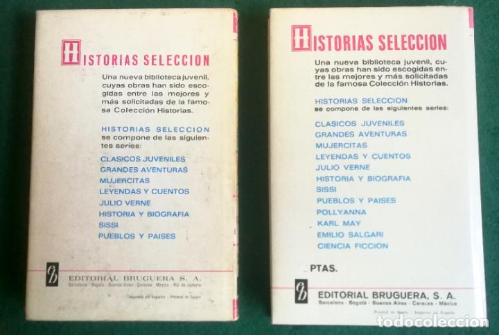 Tebeos: HISTORIAS SELECCIÓN - SERIE CLÁSICOS JUVENILES COMPLETA (34) - MOBY DICK DON QUIJOTE GUILLERMO TELL - Foto 6 - 183779373