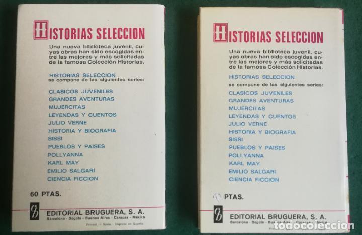 Tebeos: HISTORIAS SELECCIÓN - SERIE CLÁSICOS JUVENILES COMPLETA (34) - MOBY DICK DON QUIJOTE GUILLERMO TELL - Foto 9 - 183779373