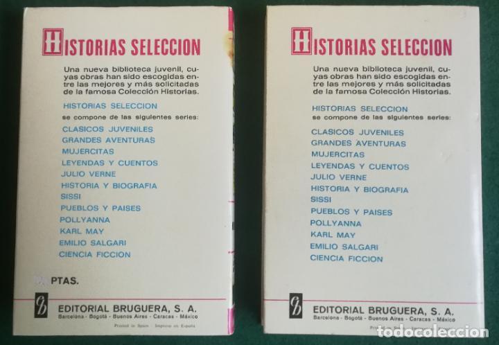 Tebeos: HISTORIAS SELECCIÓN - SERIE CLÁSICOS JUVENILES COMPLETA (34) - MOBY DICK DON QUIJOTE GUILLERMO TELL - Foto 11 - 183779373