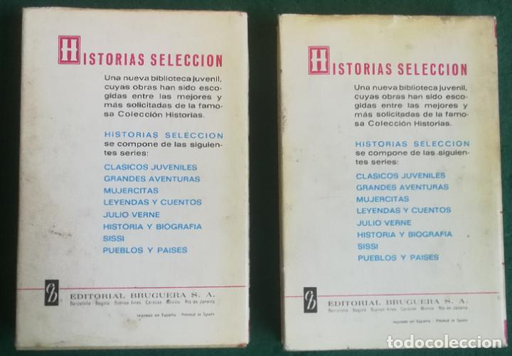 Tebeos: HISTORIAS SELECCIÓN - SERIE CLÁSICOS JUVENILES COMPLETA (34) - MOBY DICK DON QUIJOTE GUILLERMO TELL - Foto 13 - 183779373