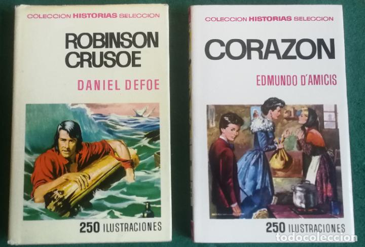 Tebeos: HISTORIAS SELECCIÓN - SERIE CLÁSICOS JUVENILES COMPLETA (34) - MOBY DICK DON QUIJOTE GUILLERMO TELL - Foto 14 - 183779373