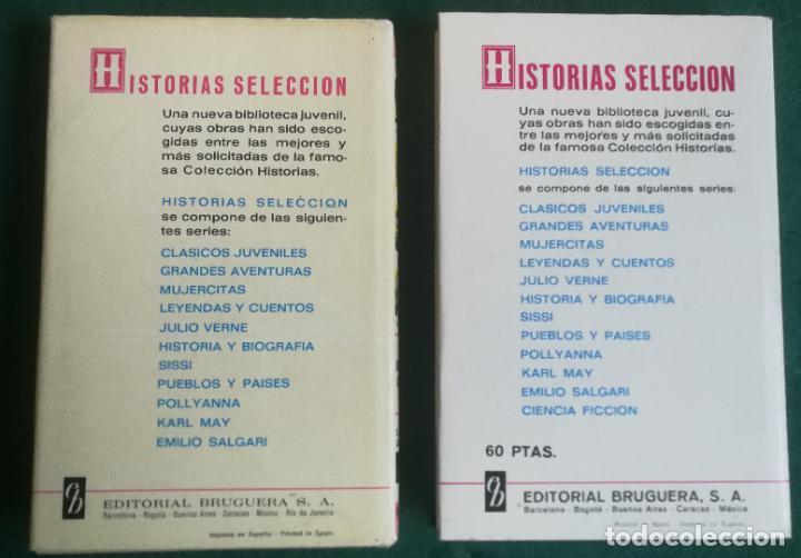 Tebeos: HISTORIAS SELECCIÓN - SERIE CLÁSICOS JUVENILES COMPLETA (34) - MOBY DICK DON QUIJOTE GUILLERMO TELL - Foto 15 - 183779373