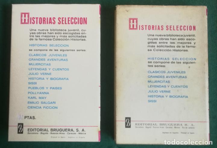 Tebeos: HISTORIAS SELECCIÓN - SERIE CLÁSICOS JUVENILES COMPLETA (34) - MOBY DICK DON QUIJOTE GUILLERMO TELL - Foto 17 - 183779373