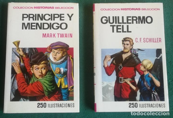 Tebeos: HISTORIAS SELECCIÓN - SERIE CLÁSICOS JUVENILES COMPLETA (34) - MOBY DICK DON QUIJOTE GUILLERMO TELL - Foto 18 - 183779373