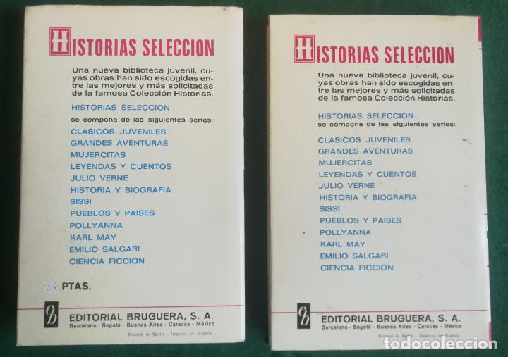 Tebeos: HISTORIAS SELECCIÓN - SERIE CLÁSICOS JUVENILES COMPLETA (34) - MOBY DICK DON QUIJOTE GUILLERMO TELL - Foto 19 - 183779373
