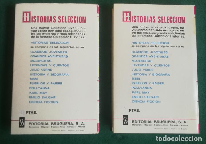 Tebeos: HISTORIAS SELECCIÓN - SERIE CLÁSICOS JUVENILES COMPLETA (34) - MOBY DICK DON QUIJOTE GUILLERMO TELL - Foto 21 - 183779373