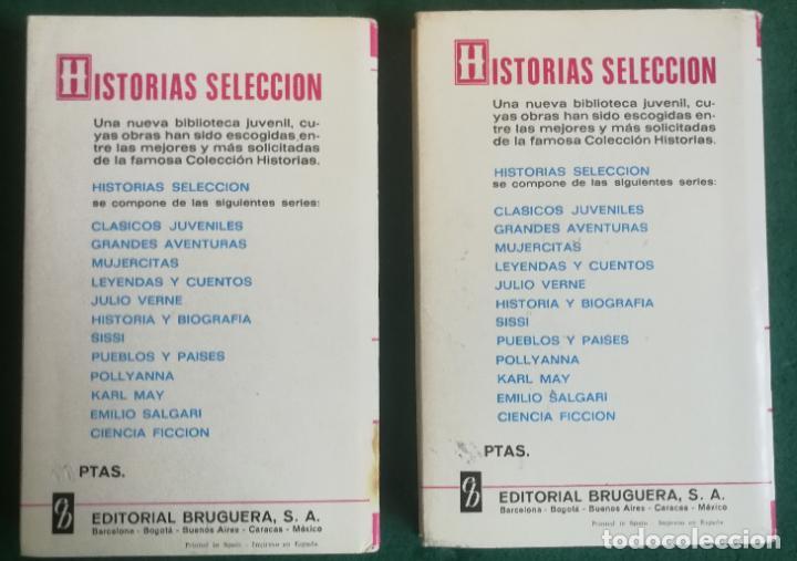 Tebeos: HISTORIAS SELECCIÓN - SERIE CLÁSICOS JUVENILES COMPLETA (34) - MOBY DICK DON QUIJOTE GUILLERMO TELL - Foto 23 - 183779373