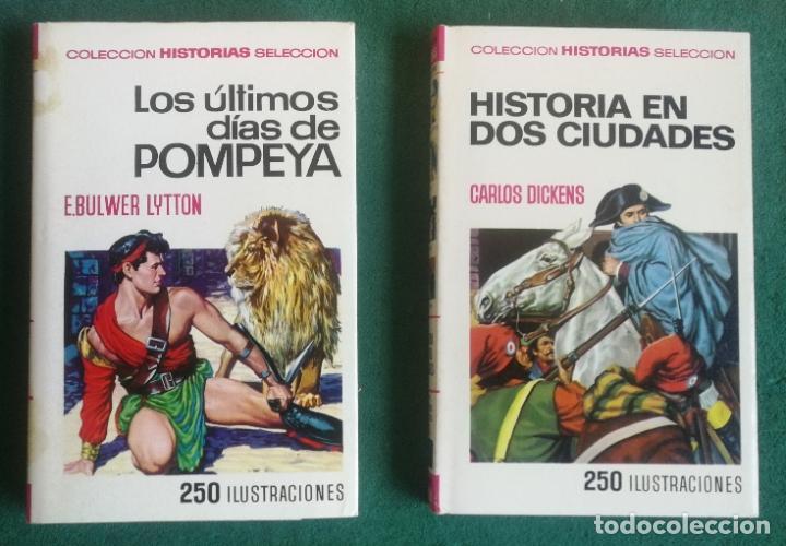 Tebeos: HISTORIAS SELECCIÓN - SERIE CLÁSICOS JUVENILES COMPLETA (34) - MOBY DICK DON QUIJOTE GUILLERMO TELL - Foto 24 - 183779373