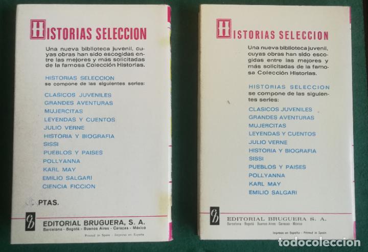 Tebeos: HISTORIAS SELECCIÓN - SERIE CLÁSICOS JUVENILES COMPLETA (34) - MOBY DICK DON QUIJOTE GUILLERMO TELL - Foto 25 - 183779373