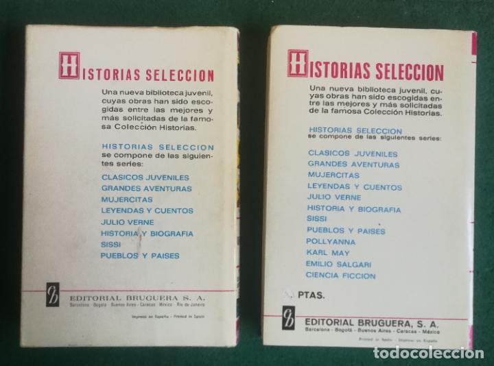 Tebeos: HISTORIAS SELECCIÓN - SERIE CLÁSICOS JUVENILES COMPLETA (34) - MOBY DICK DON QUIJOTE GUILLERMO TELL - Foto 27 - 183779373