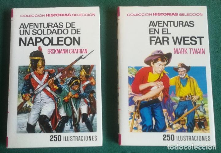 Tebeos: HISTORIAS SELECCIÓN - SERIE CLÁSICOS JUVENILES COMPLETA (34) - MOBY DICK DON QUIJOTE GUILLERMO TELL - Foto 28 - 183779373