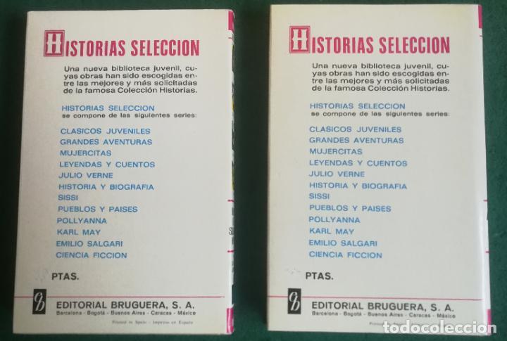 Tebeos: HISTORIAS SELECCIÓN - SERIE CLÁSICOS JUVENILES COMPLETA (34) - MOBY DICK DON QUIJOTE GUILLERMO TELL - Foto 29 - 183779373